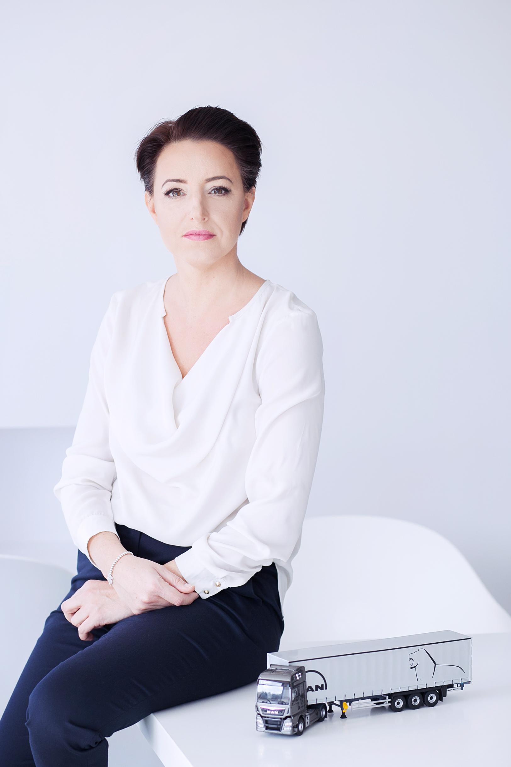 Magdalena Ciszek Kozłowska - Prezes Zarządu - Promet Cargo Sp. zo.o.