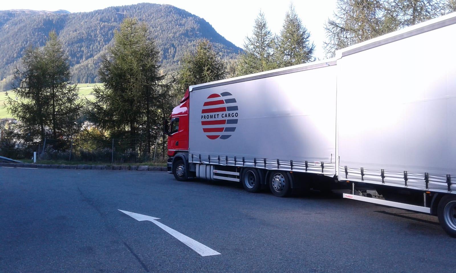Promet Cargo Sp. zo.o. - TRANSPORT ISPEDYCJA - Tabor