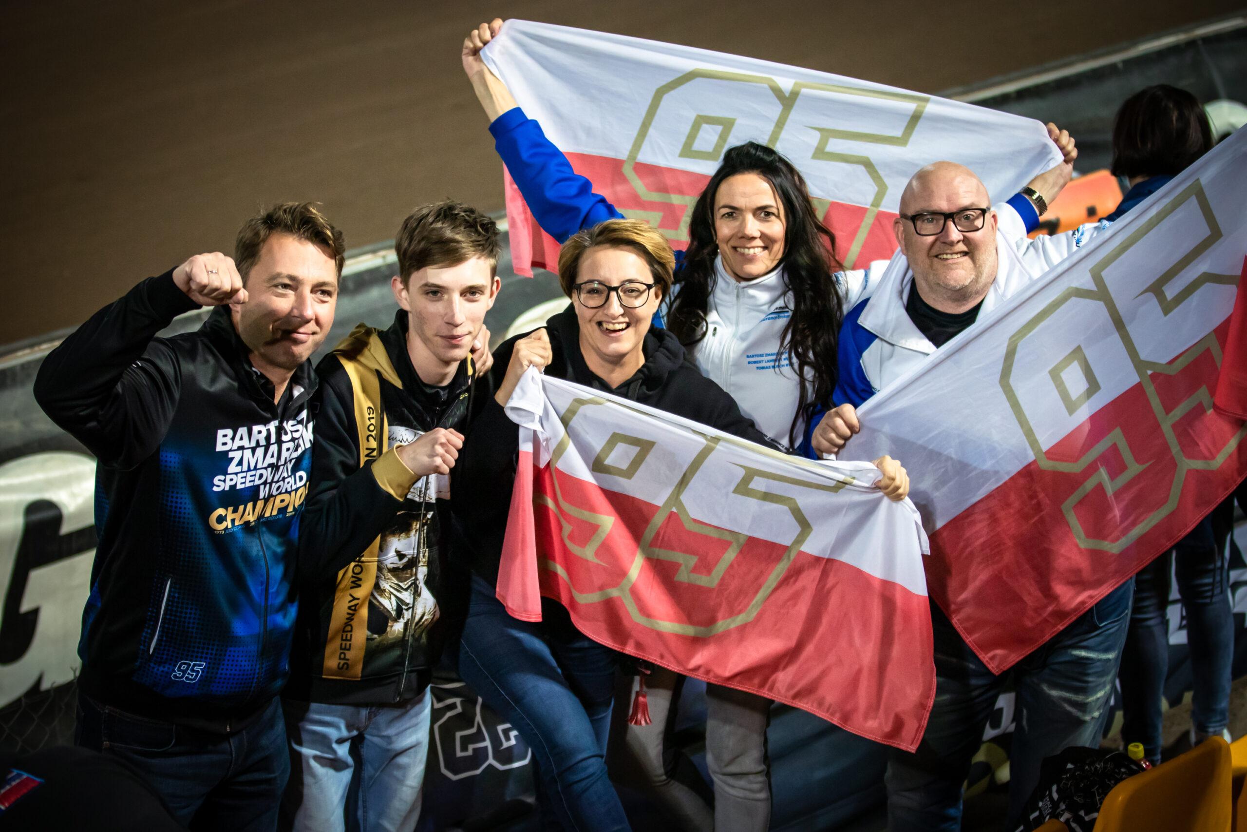 Polska radość w czeskiej Pradze