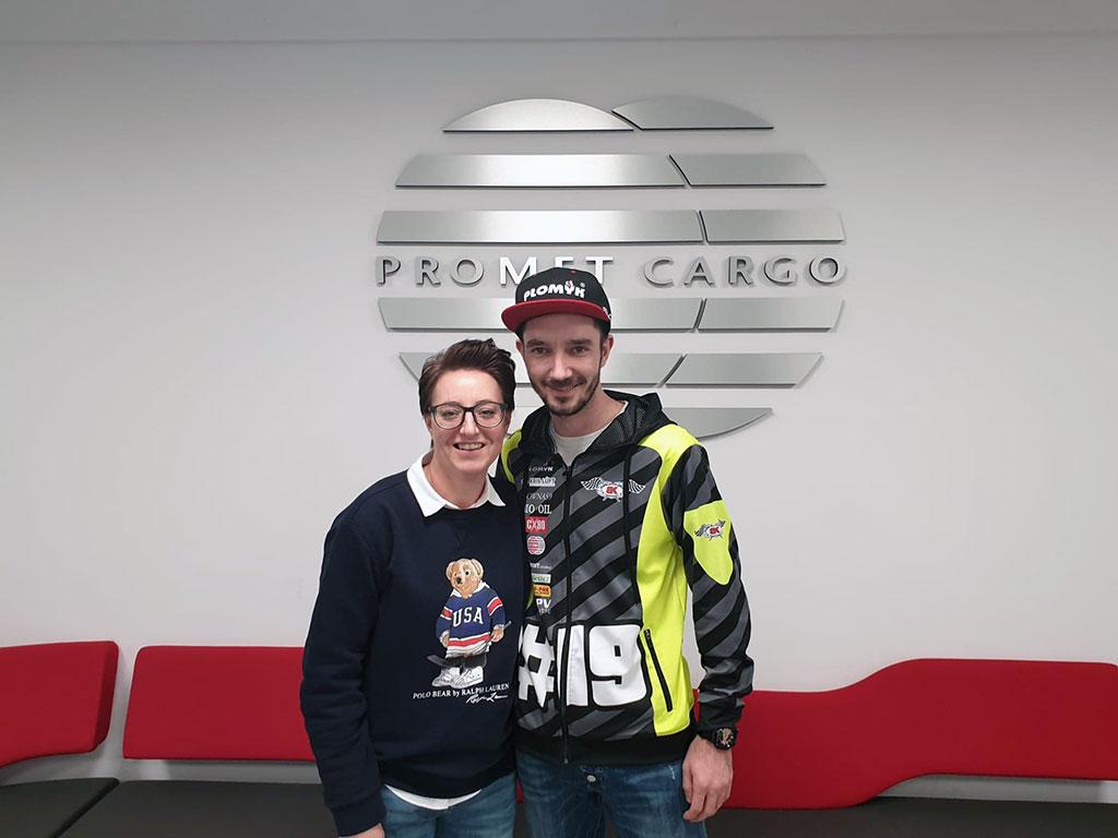 Magdalena Ciszek-Kozłowska, Kamil Brzozowski - Promet Cargo Sp. zo.o.